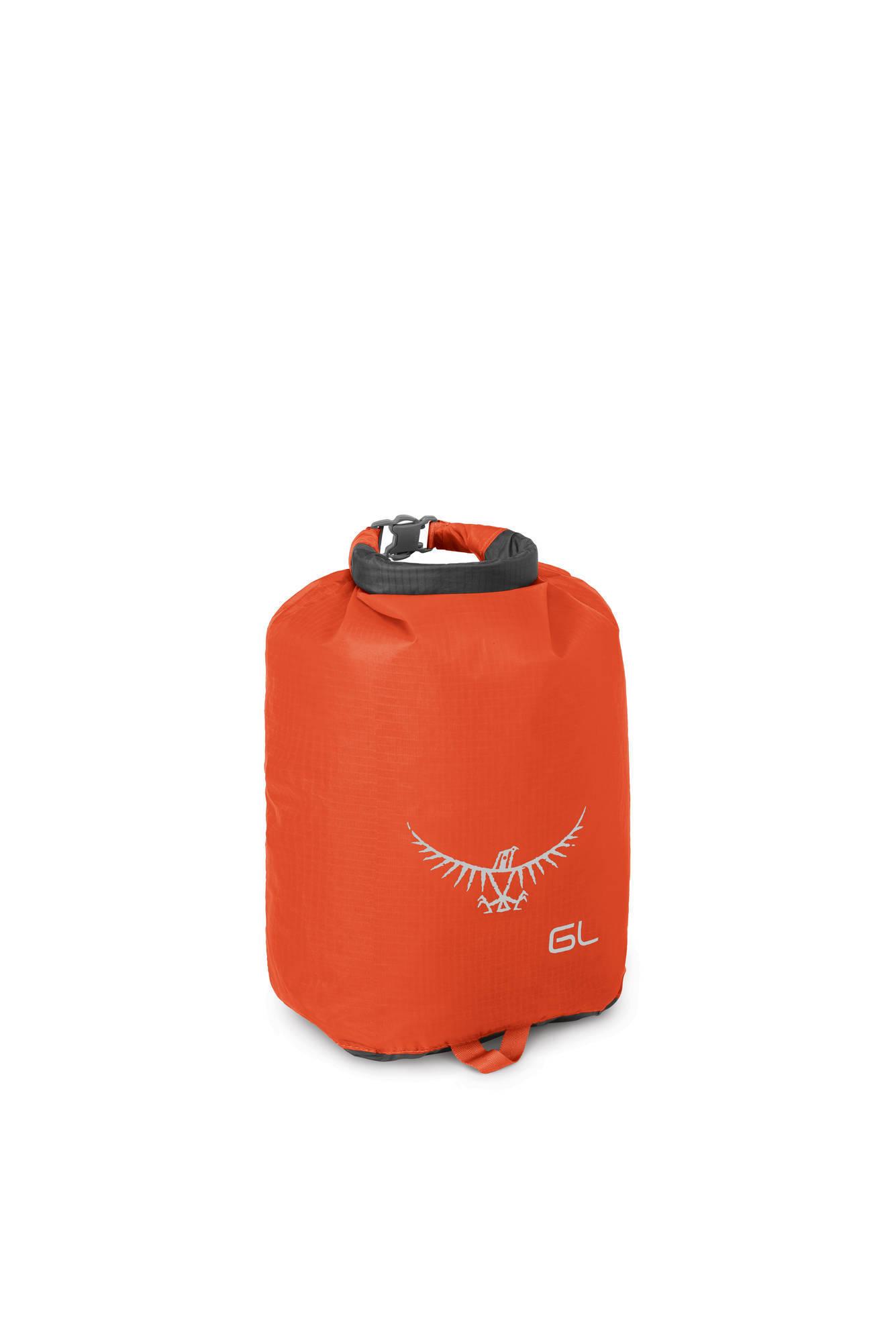 Аксессуары Гермомешок Osprey Ultralight DrySack 6 Poppy Orange UL_Drysack_6_Side_Poppy_Orange_web.jpg