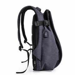 Рюкзак антивор молодёжный для ноутбука 15,6 Tangcool 701 синий