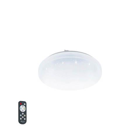 Светодиодный настенно-потолочный светильник с пультом ДУ настенно-потолочный влагозащищенный Eglo FRANIA-A 98294