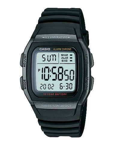 Купить Наручные часы Casio W-96H-1B по доступной цене