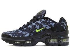 Кроссовки Мужские Nike Air Max Plus (TN) Black Camo