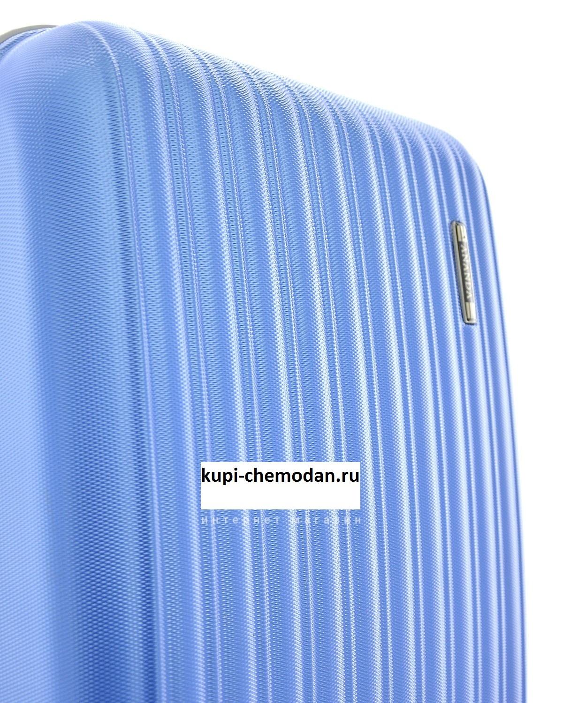Чемодан Ananda APL-833-LBLUE Небесно-Голубой (M)