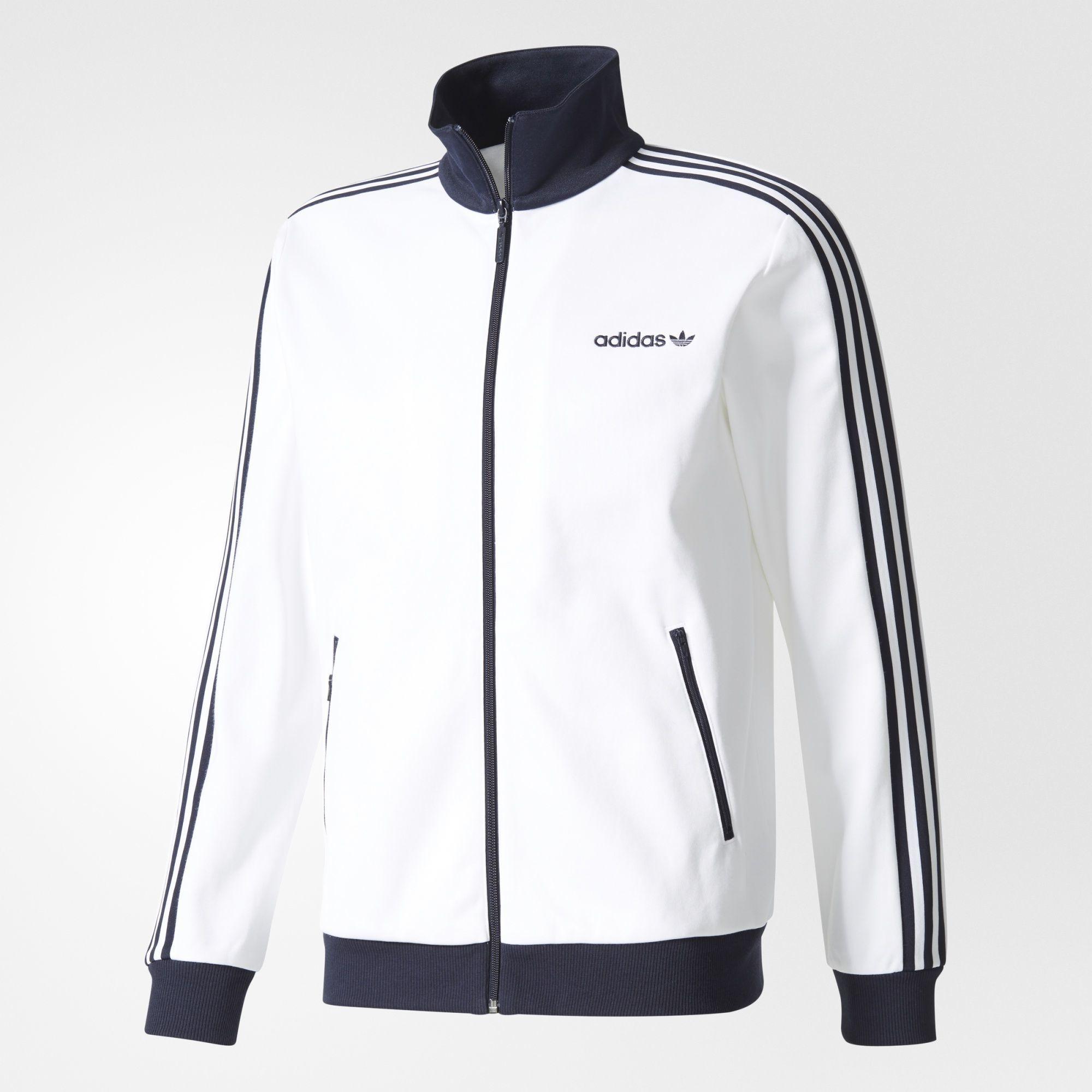 Олимпийка мужская adidas ORIGINALS BB TRACKTOP be9512c67ac
