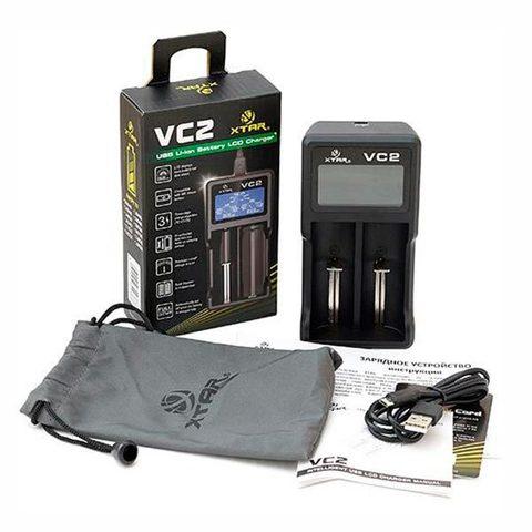 Зарядное устройство XTAR VC2