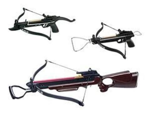 Купить пистолетные или винтовочные арбалеты