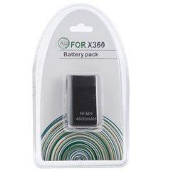 Xbox 360 Slim Battery pack 4800mAH Black