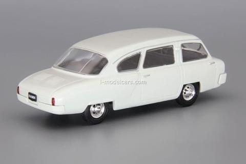 NAMI-013 1949-1953 gray 1:43 DeAgostini Auto Legends USSR #239
