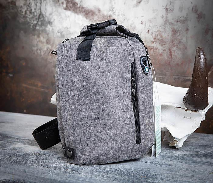 BAG456-3 Рюкзак сумка с одной лямкой через плечо фото 03