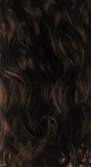 Вьющиеся волосы оттенок 2-темный шоколад
