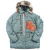 Куртка Аляска  Nord Storm Sapporo (зеленая - green)