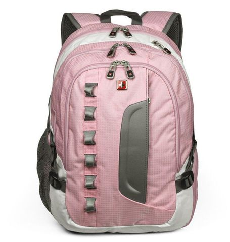 Рюкзак SWISSWIN sw8302 Pink