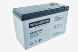Аккумулятор Challenger AS12-7.0 ( 12V 7Ah / 12В 7Ач ) - фотография