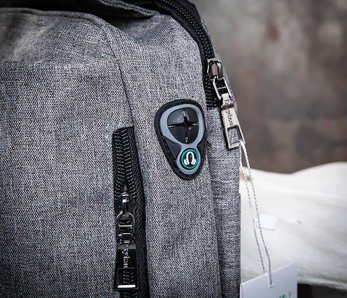 BAG456-3 Рюкзак сумка с одной лямкой через плечо фото 04