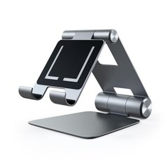 Подставка  Satechi R1Aluminum Multi-Angle для планшетов, серый космос