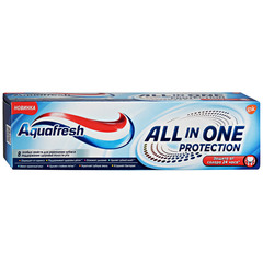 "Зубная паста ""Aquafresh"" All-in-One Protection 75мл"