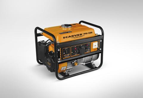 Бензогенератор Carver PPG-1200