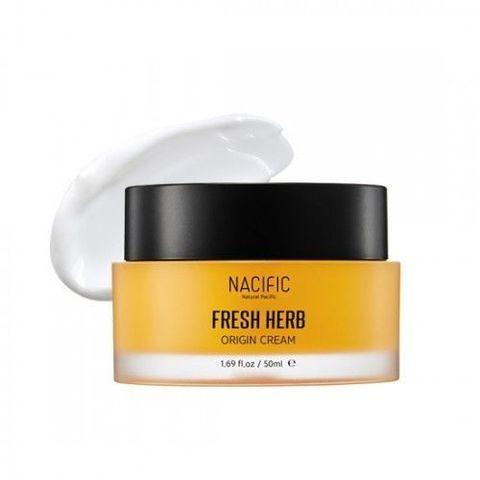 Увлажняющий питательный крем на основе трав, 50 мл / Nacific Fresh Herb Origin Cream