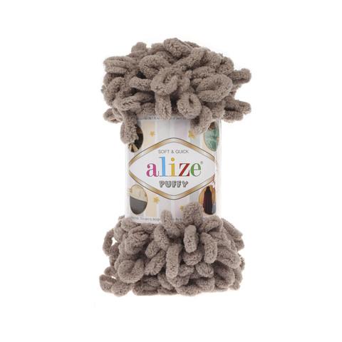 Купить Пряжа Alize Puffy Код цвета 530 | Интернет-магазин пряжи «Пряха»