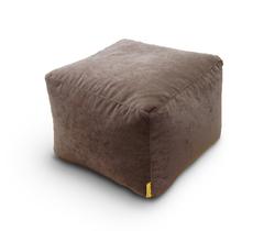 Пуфик куб Шоколадка