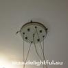Светодиодная люстра 15-08 ( by Elite LED light )