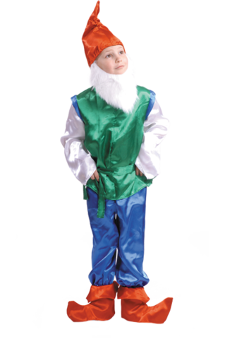 костюм Гнома детский