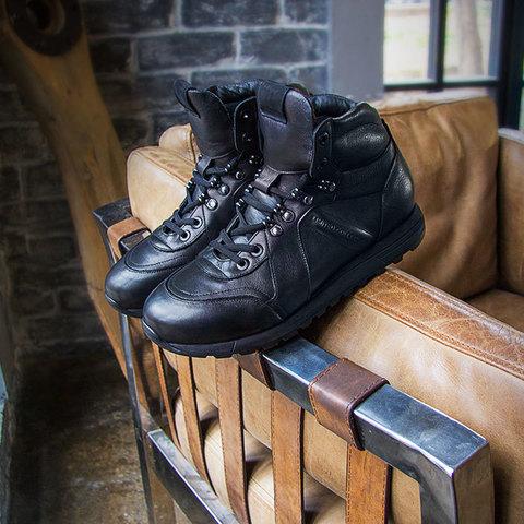 Мужские демисезонные ботинки Vorsh Ворш 98-972-116-2