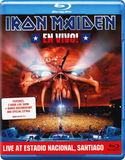 Iron Maiden / En Vivo! - Live At Estadio Nacional, Santiago (Blu-ray)
