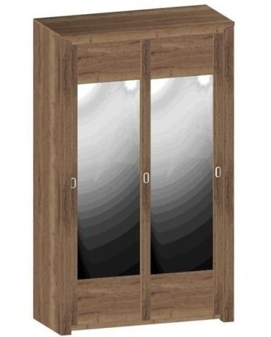 Шкаф-купе 2-х дверный ГАЛАКСИДИ