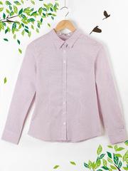 21038-1 рубашка женская, розовая