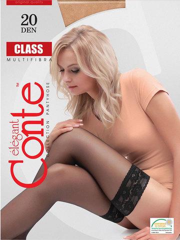 Чулки Class 20 Conte