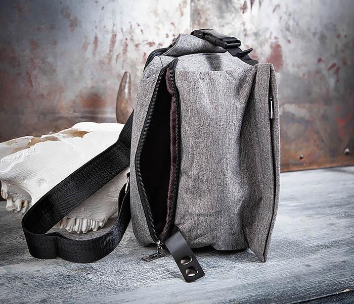 BAG456-3 Рюкзак сумка с одной лямкой через плечо фото 06