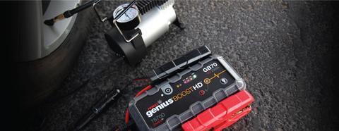 Пусковое устройство NoCo Genius Boost HD GB70 2000A