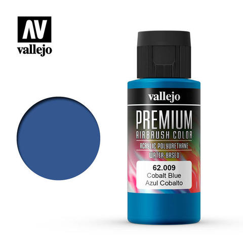 Premium Airbrush Cobalt Blue 60 ml.