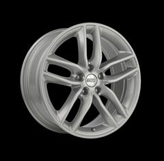Диск колесный BBS SX 8x18 5x112 ET35 CB82.0 brilliant silver