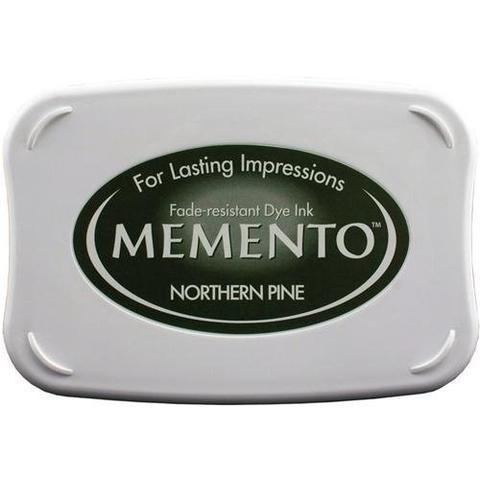 Штемпельная подушечка MEMENTO - NORTHERN PINE