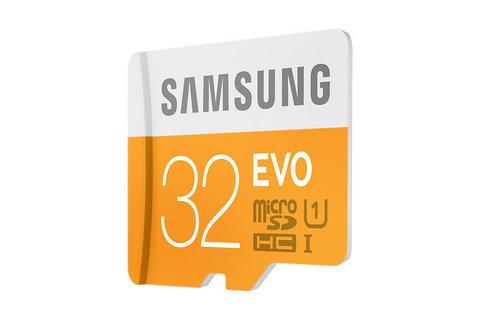 Карта памяти microSD Samsung 32 Gb