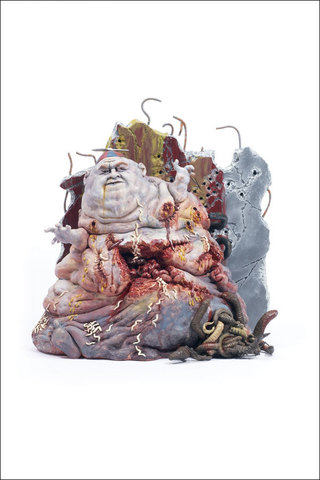 Monsters Series 4: Twisted Fairy Tales - Humpty Dumpty
