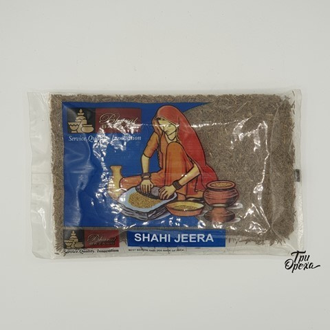Кумин черные семена Bharat Bazaar, 100 гр