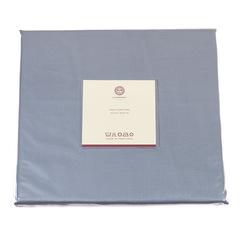 Простыня 220х240 Luxberry сатин синяя