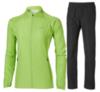 Женский костюм для бега Asics Woven 110426 0473-121300 0904 салатовый