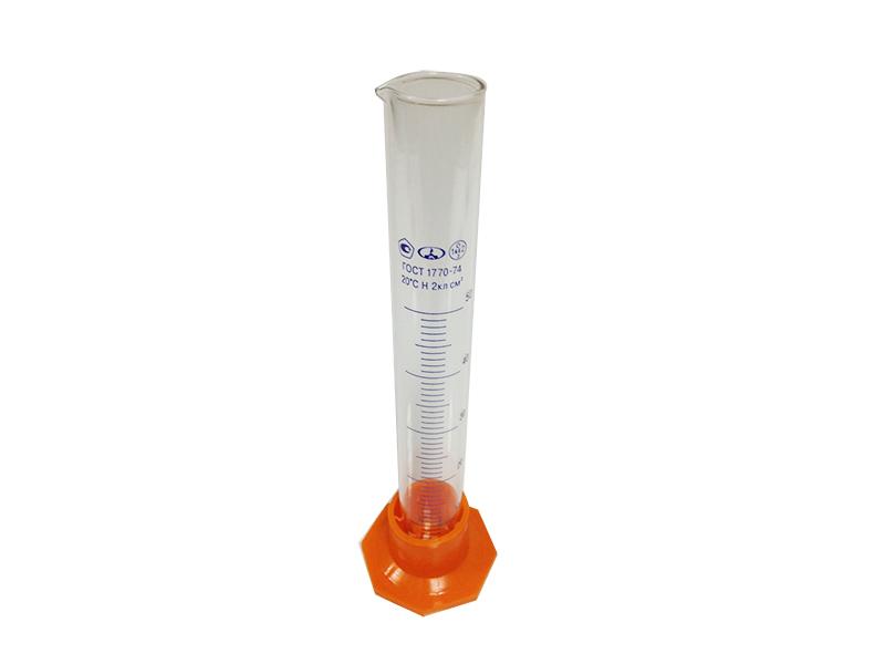 Измерение Измерительный цилиндр стеклянный 50 мл 205_P_1351803699076.jpg
