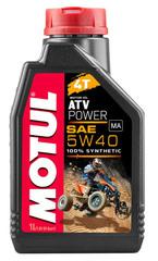 Моторное масло MOTUL ATV Power 4T 5W40