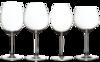 Riedel Veritas - Набор фужеров 4 шт. Tasting set(6449/0, 6449/15, 6449/97, 6449/07) хрусталь (tasting set) картон