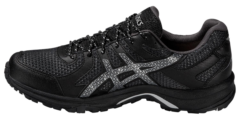 Женские кроссовки внедорожники Asics Gel-FujiFreeze 3 GT-X (T5P9N 9093) черные фото