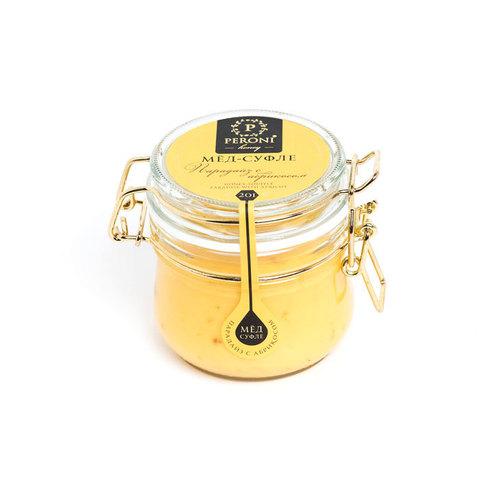 Мёд-суфле Парадиз с абрикосом, артикул 201, производитель - Peroni Honey
