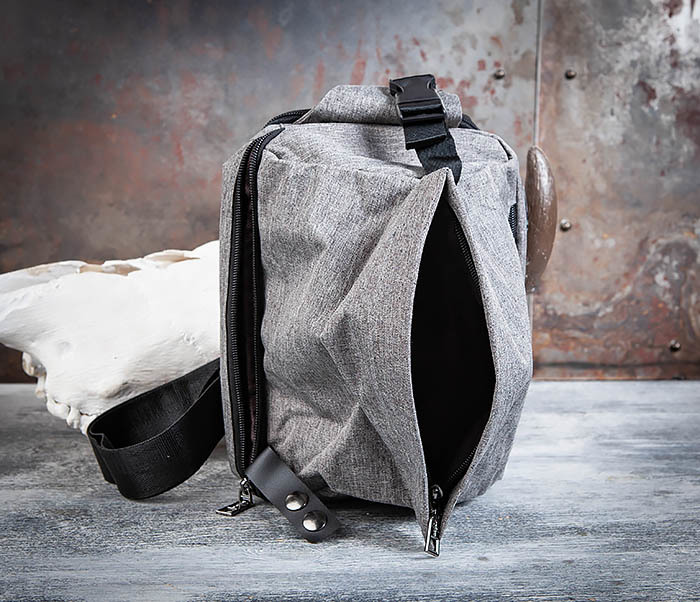 BAG456-3 Рюкзак сумка с одной лямкой через плечо фото 07