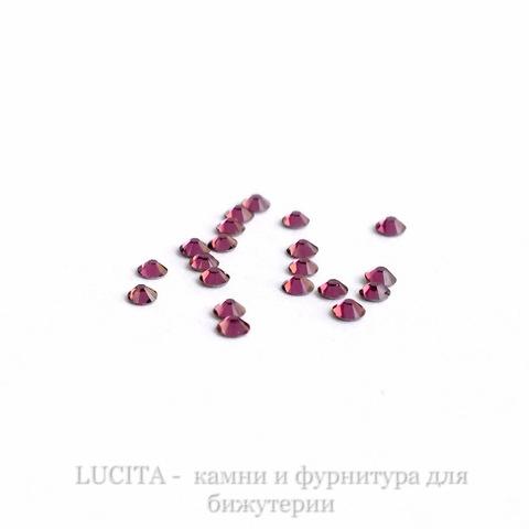 2058 Стразы Сваровски холодной фиксации Amethyst ss 5 (1,8-1,9 мм), 20 штук (WP_20140814_13_59_26_Pro)