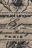 Набор полотенец 2 шт Emanuel Ungaro Fleur черный