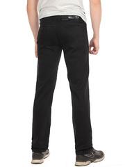 HM191 джинсы мужские, черные