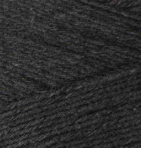 Пряжа Bamboo Fine Alize 60 черный, фото